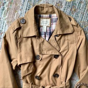 Forever 21 Jackets & Coats - Camel Color Trench F21